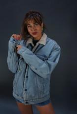 Levi's Lining Jeans Jacket
