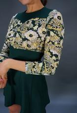 70s Daisy Dress