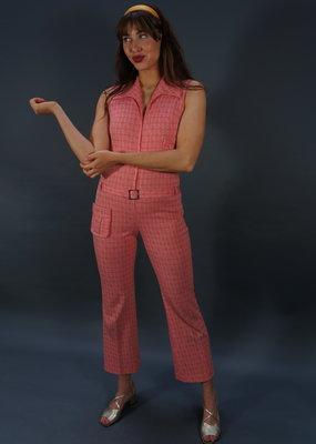 60s Mary Lee Jumpsuit