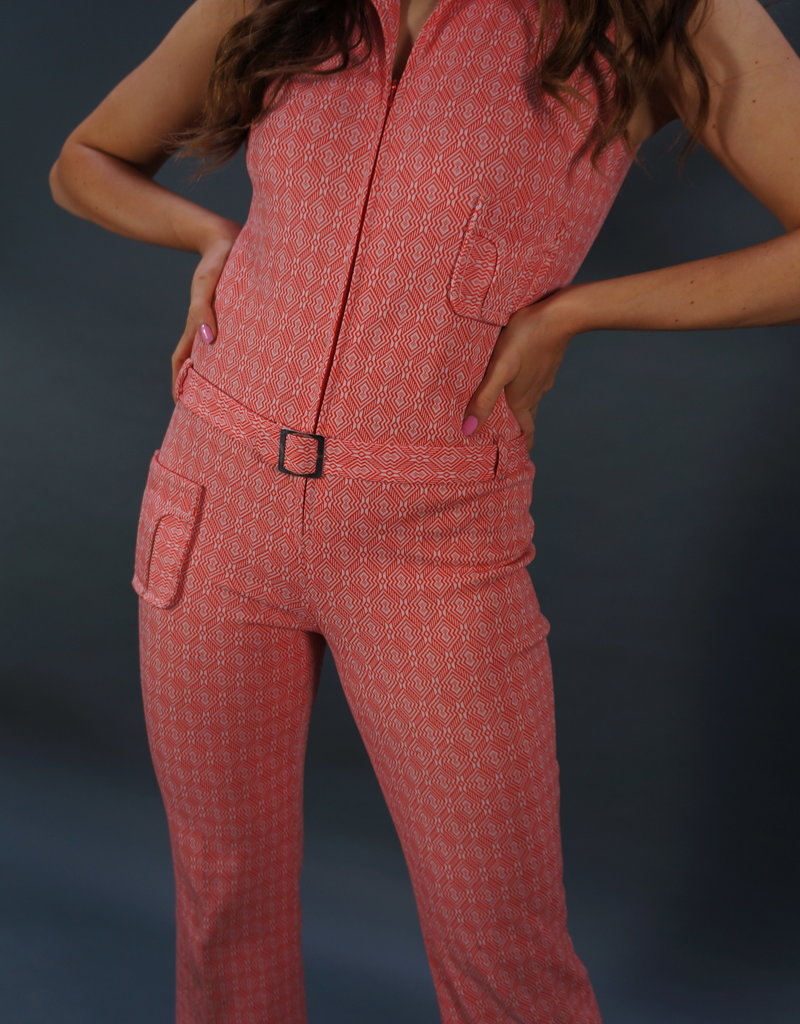 60s Mary Lee Jumpsuit