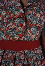 80s Puffy Charlene Dress