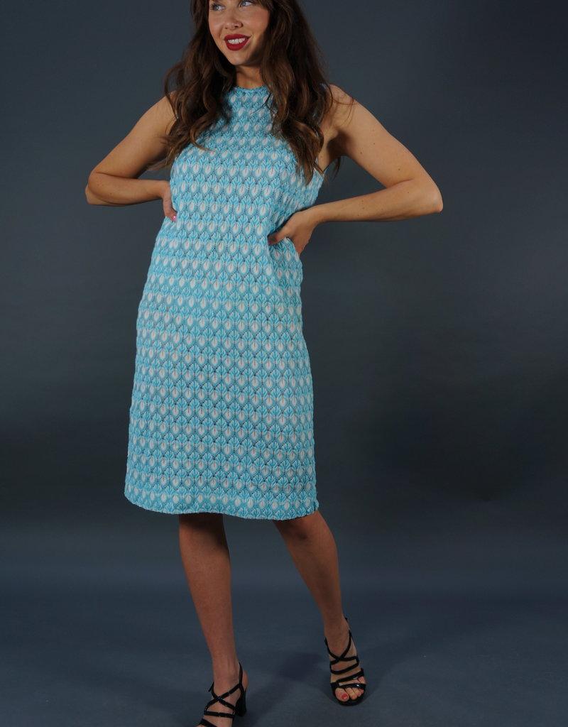 60s Charlene Knit Dress