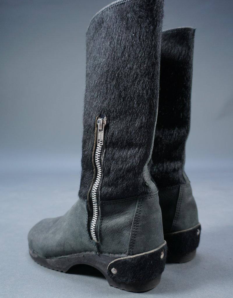70s Christina Clog Boots