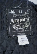 Oriental Leather Cafe Racer Jacket