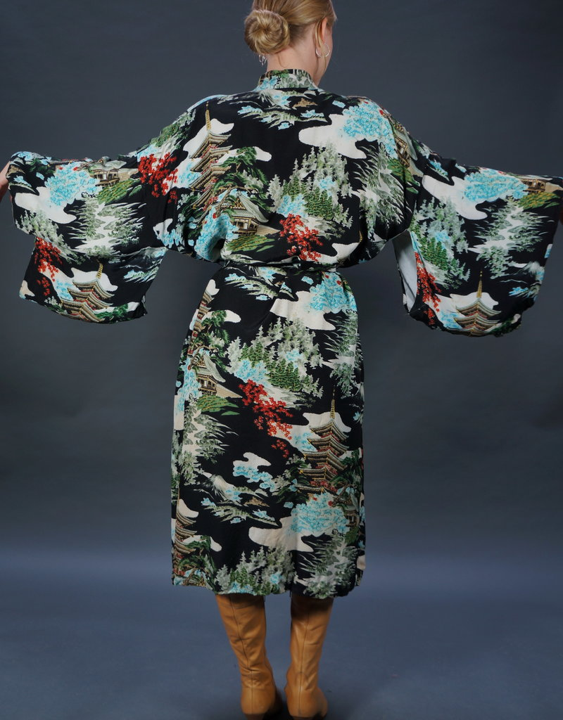 70s Japanese Kimono