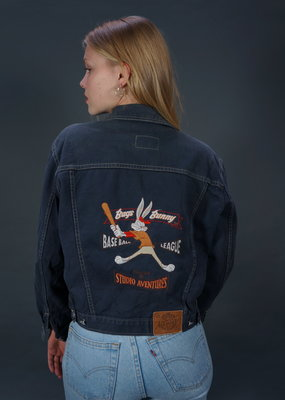 Bugs Bunny Studio Adventures Jeans Jacket