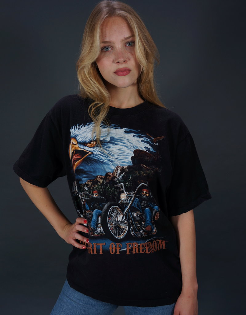 Rock Eagle Spirit of Freedom Tee