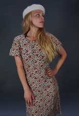 70s Rosamonde Cherry Dress