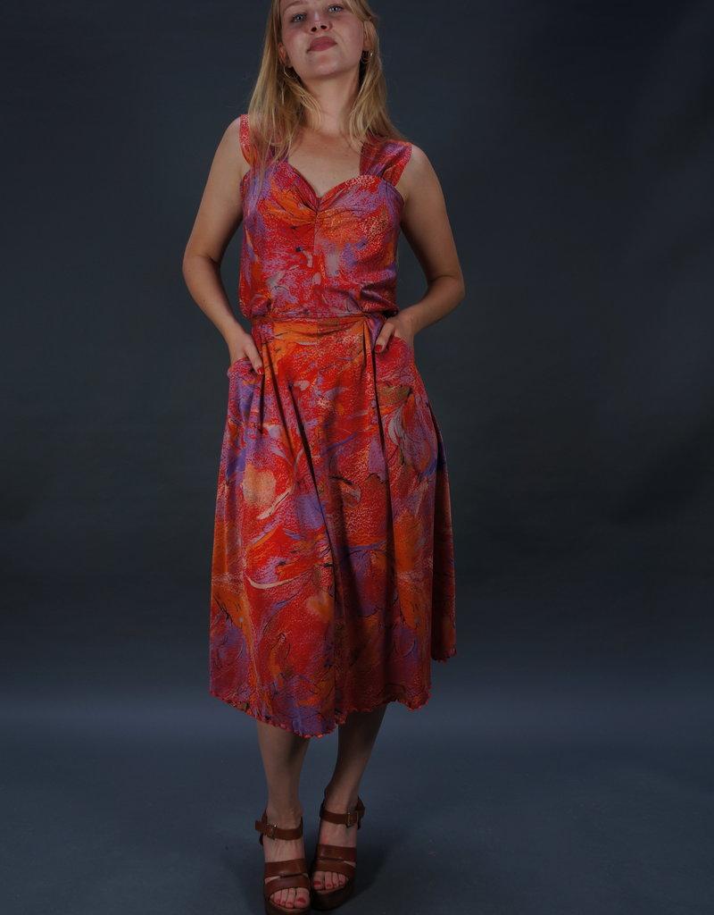 70s Thérèse Dress