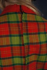 70s Checkered Emile Dress