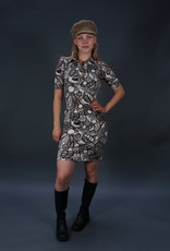 70s Flower Power Bridgette Dress