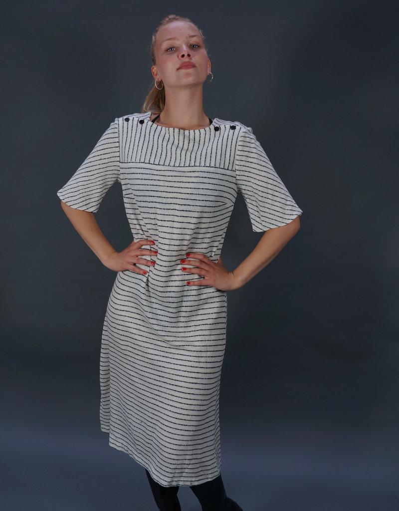 70s Sailor Dress