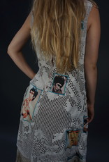 Jackie Chan Crochet Dress