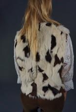 70s Montreal Fluf Waistcoat