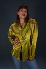 80s Goldy Blouse