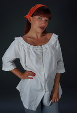 Cotton Folk Blouse