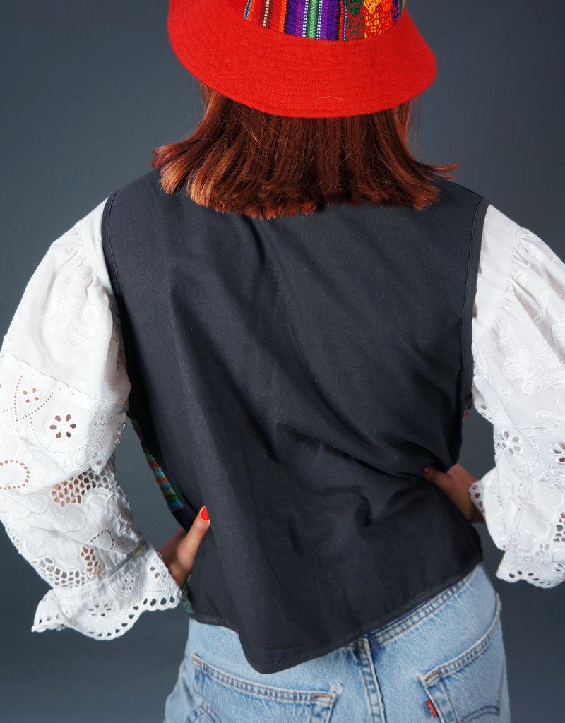 Patch Waistcoat
