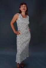 90s Stretchy Flower Dress