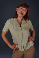 Cacharel Linen Blouse