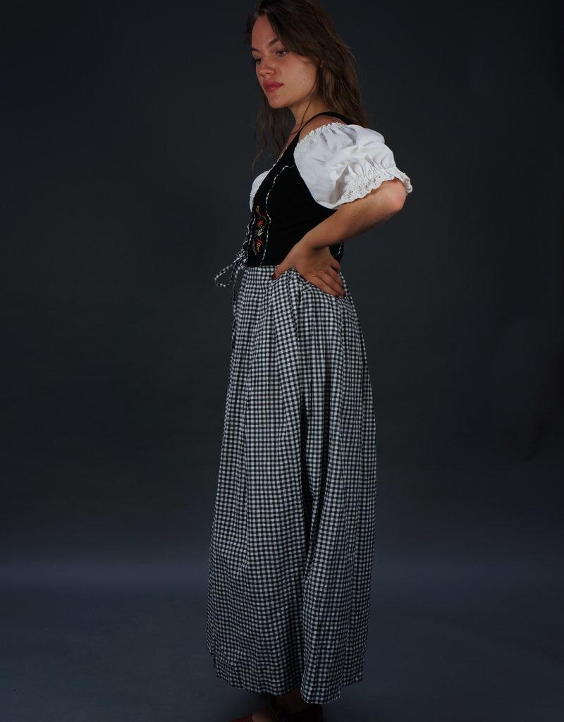 80s Emmilia Dress