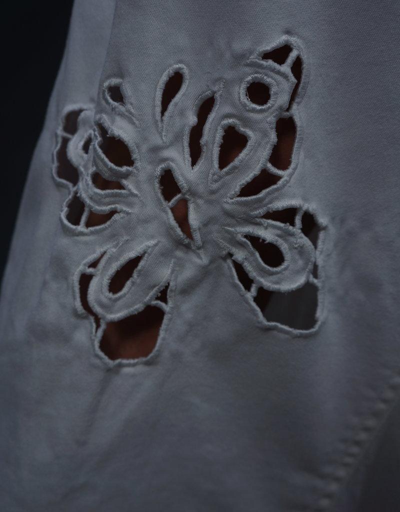 00s Strap Jeans Dress