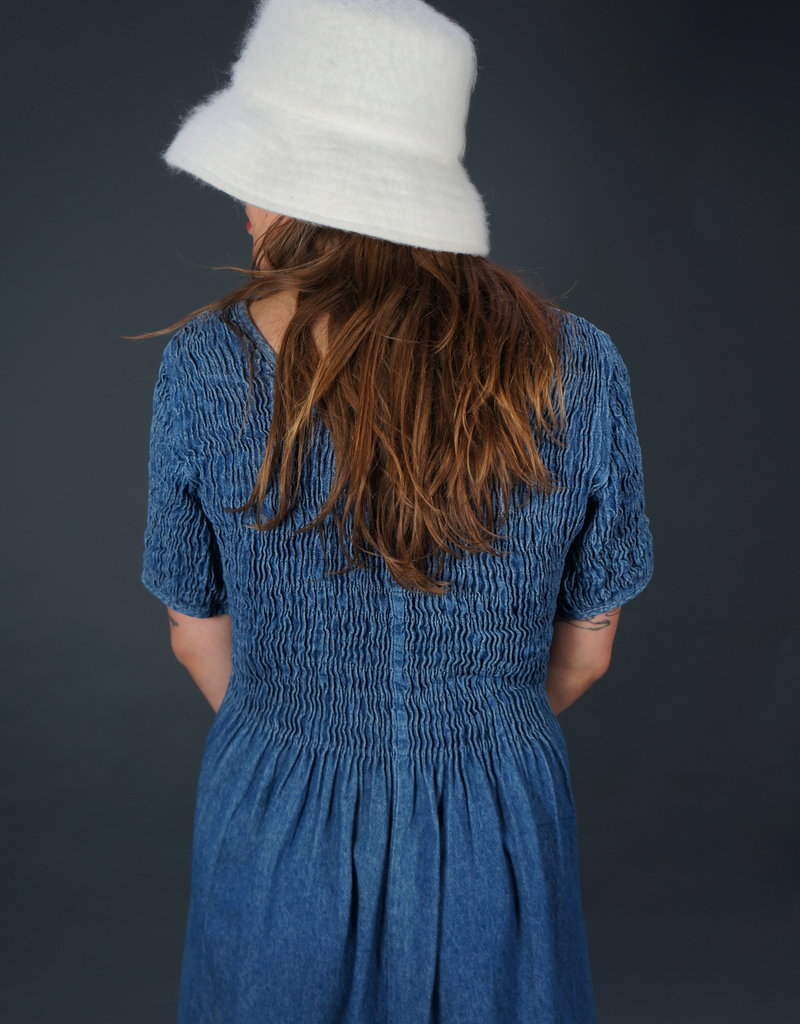 00s Lucy Jeans Dress