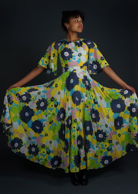 70s Lucy Maxi Dress
