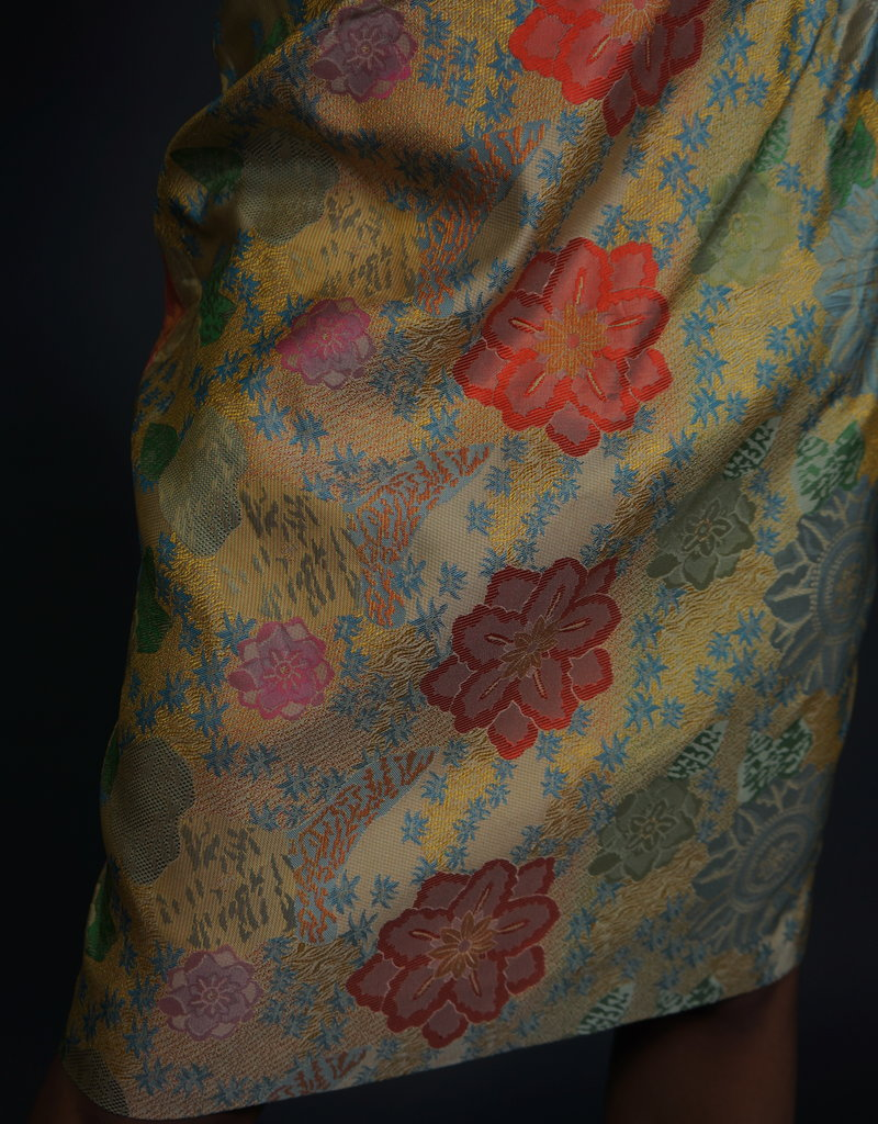 Christian Lacroix Silk Skirt