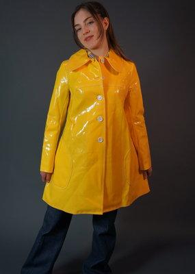 Rain Coat Yellow