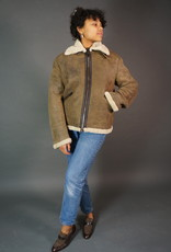 Pilot Lammy Jacket Heather
