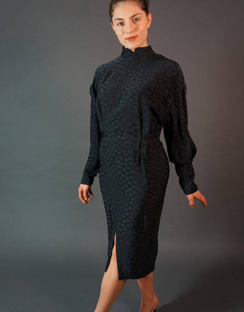 Vera Mont Black Dress
