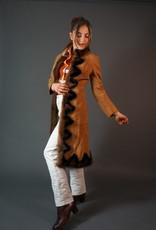 70s Suede Coat Billy