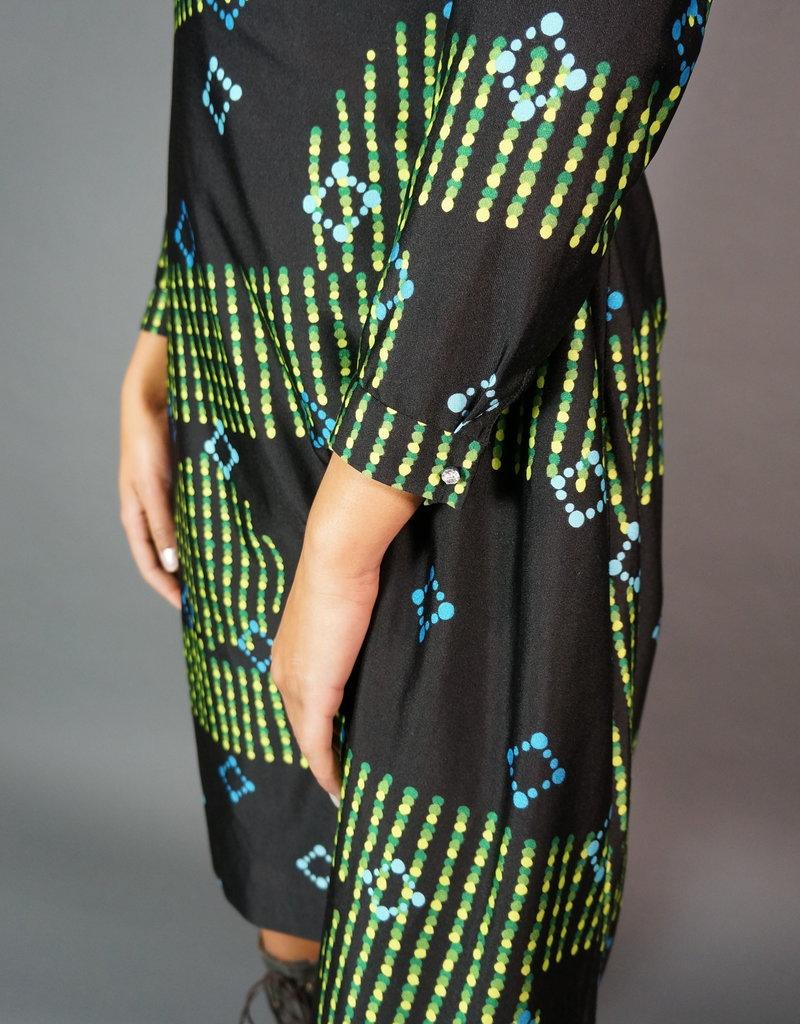 70s Midi Dress Sandrine