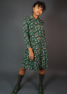 70s Flower Dress Erica