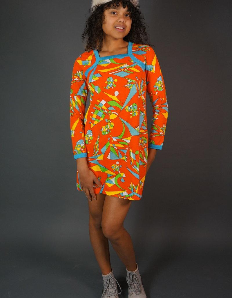 60s Dress Twiggy