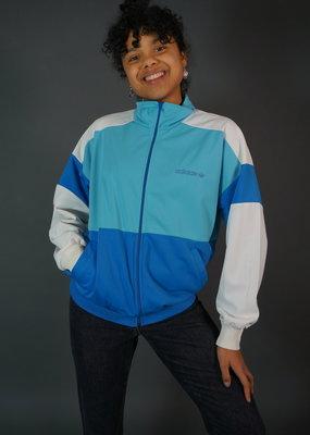 80s Adidas Track Jacket Misty