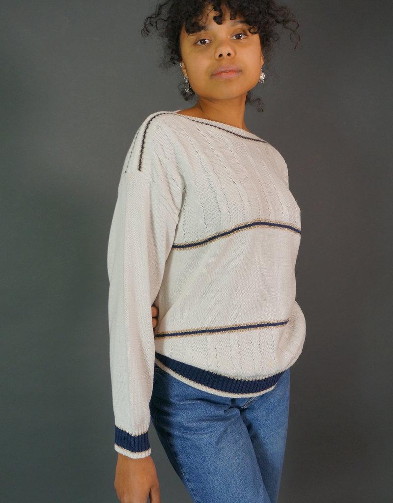 Nina Ricci Knitted Sweater