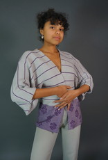 70s Japanese Knitted Haori Iku