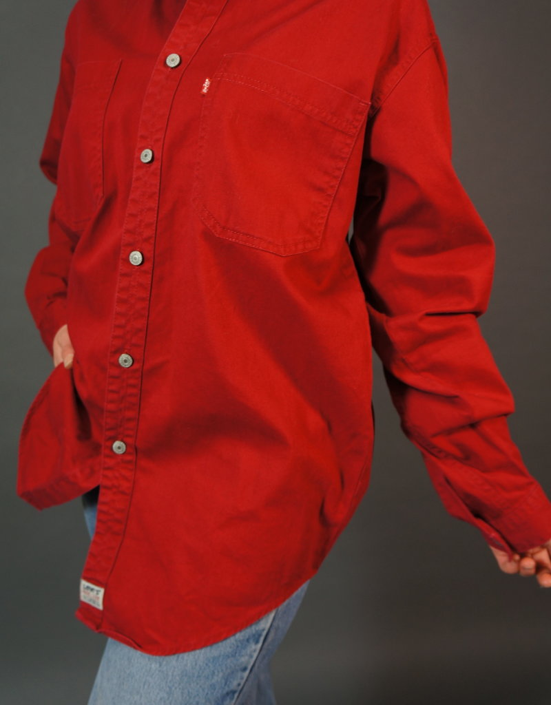 Levi's Red Tab Blouse