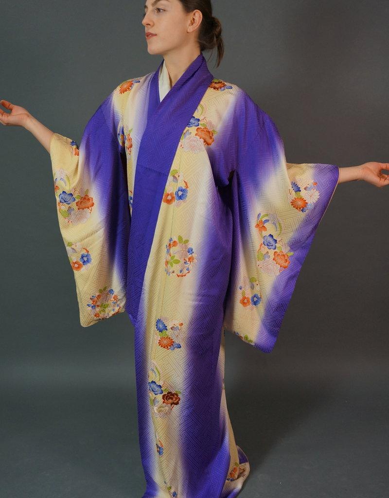 70s Japanese Kimono  Gabe