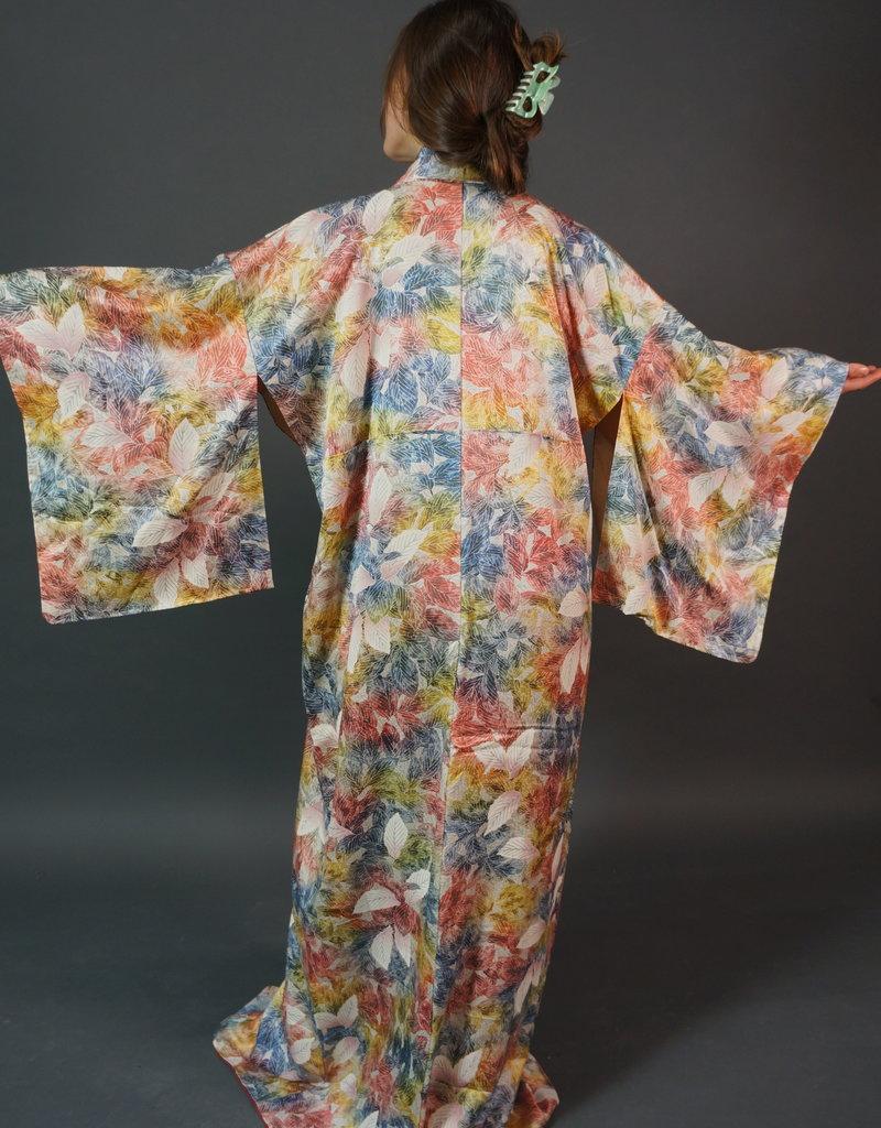 70s Japanese Kimono Hana