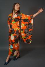 70s Japanese Kimono Hina