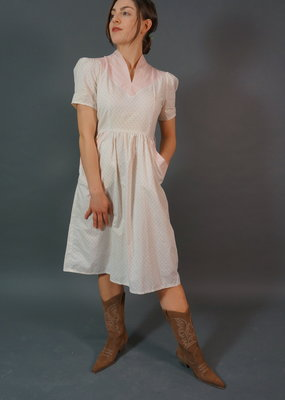 80s Pinksy Maria Dress