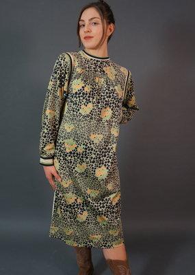 70s Riana Midi Dress