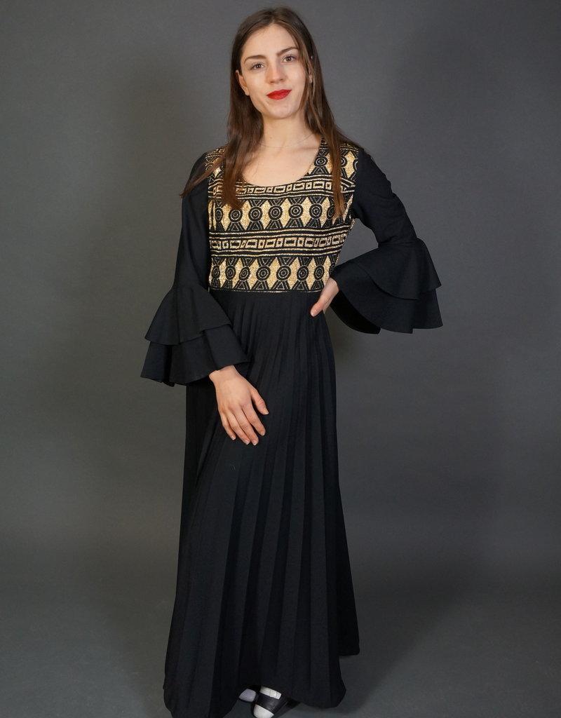 70s Maxi Dress Stacy