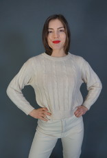 Cable Knit Sweater Blanca