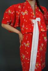 70s Japanese Kids Yukata Sato