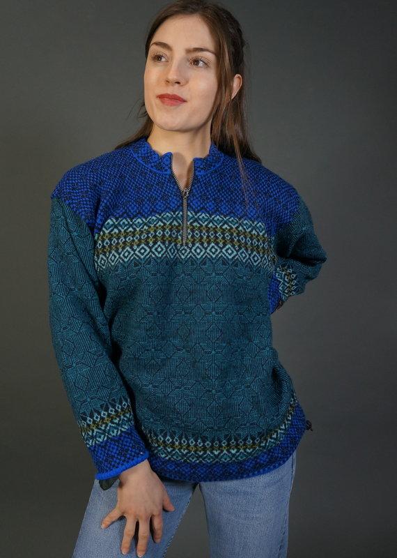 Norwegian Fleece Sweater Sigrid