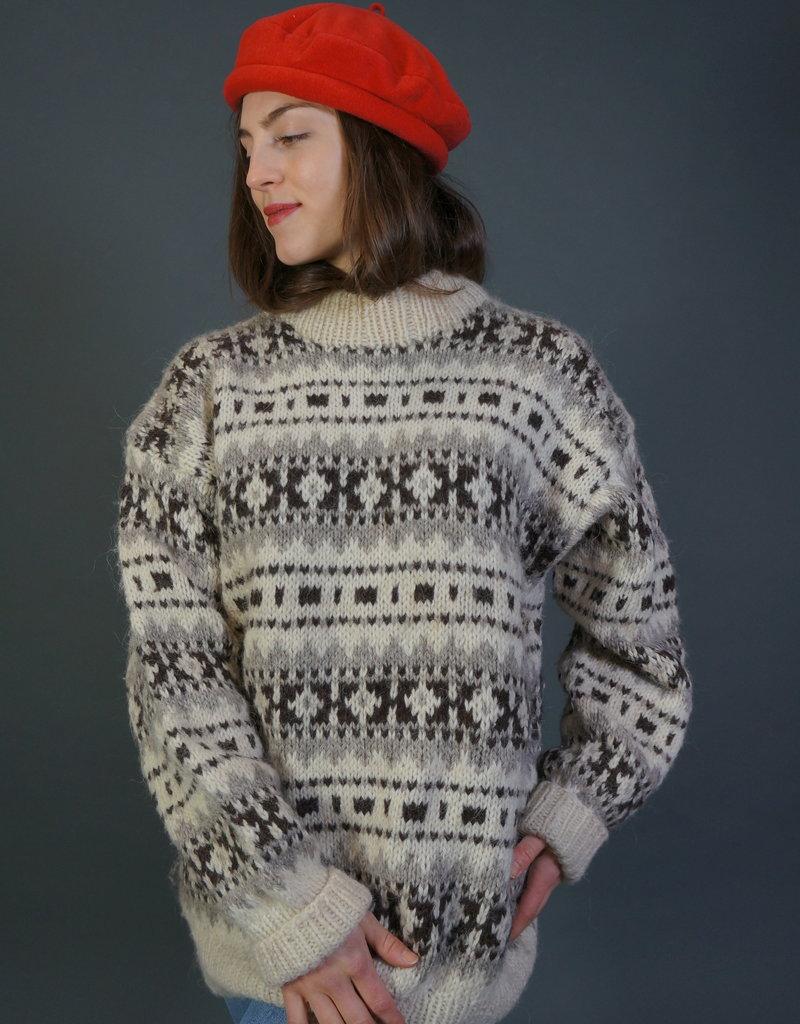 Norwegian Sweater Synnøve