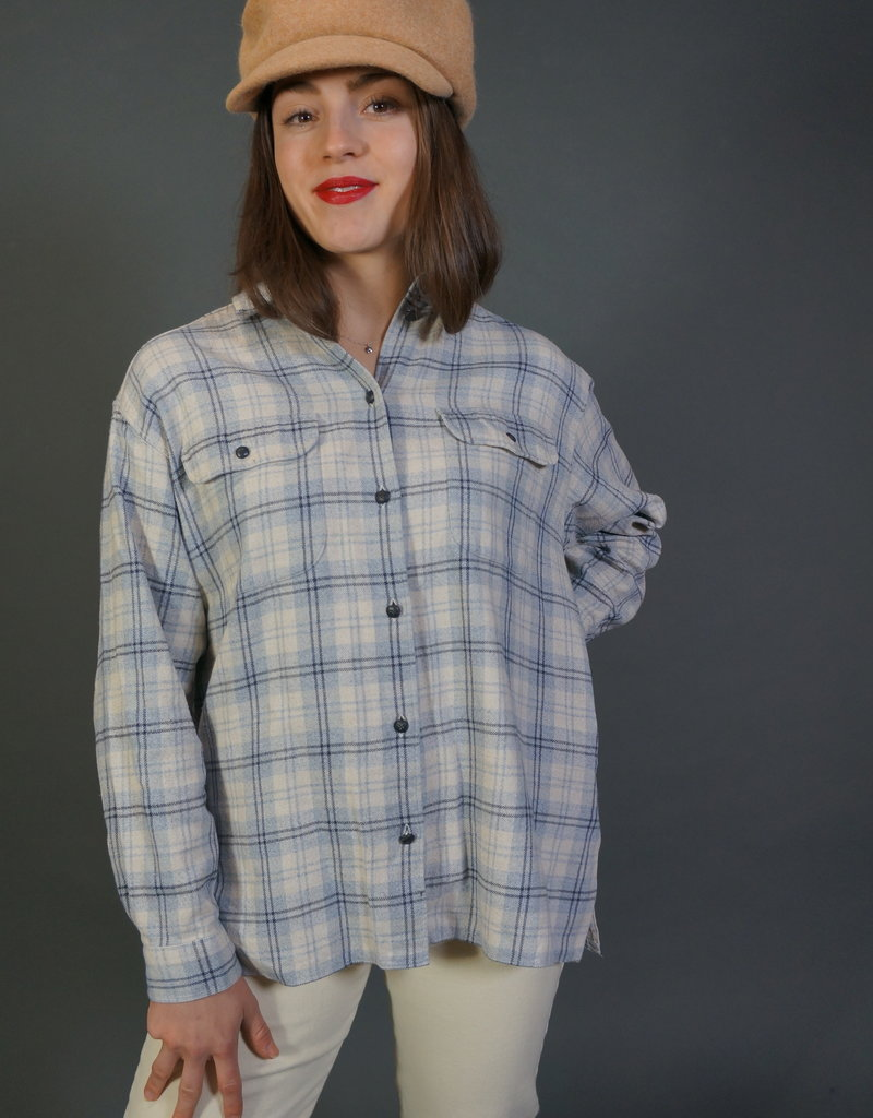 Flannel Blouse Marlow